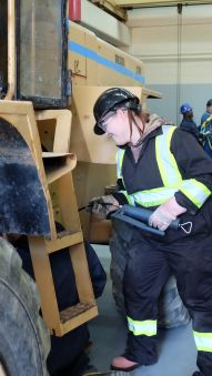 Heavy Duty Equipment Technician